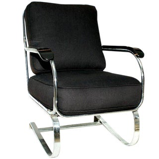 Kem Weber Springer Armchair for Lloyd For Sale
