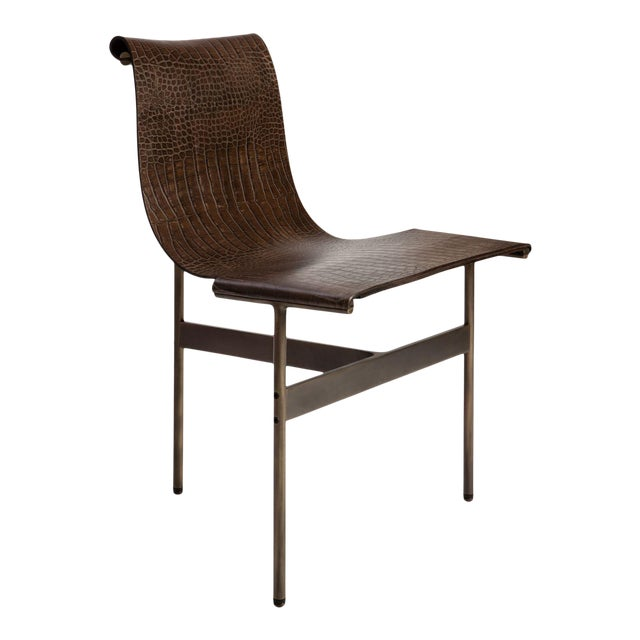 1950s Mid-Century Katavolos Littell and Kelley Chair For Sale
