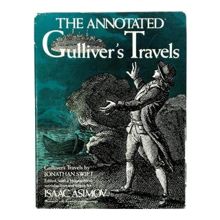 "1980 ""Gulliver's Travels"" Coffee Table Book For Sale"