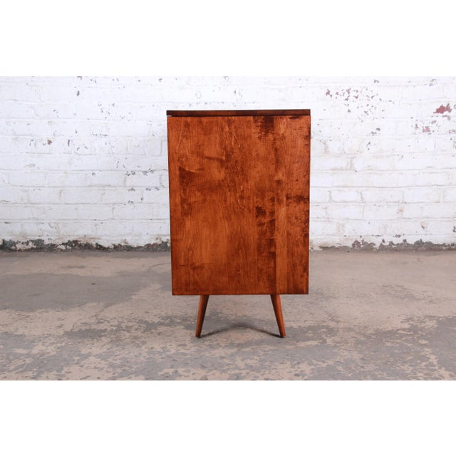 Paul McCobb Planner Group Mid-Century Modern Long Dresser or Credenza, Newly Restored For Sale - Image 10 of 13