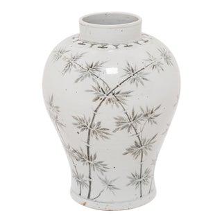 Chinese Folk Bamboo Vase For Sale