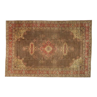 Antique Romanian Palace Rug - 13'00 X 19'09 For Sale