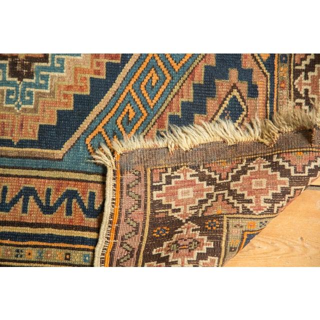 "Vintage Caucasian Rug - 3'5"" x 5'3"" - Image 9 of 10"