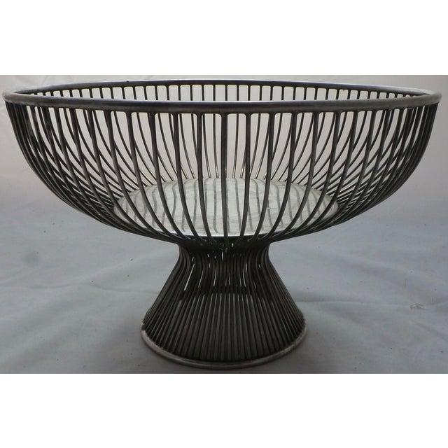 Warren Platner Style Mid Century Fruit Basket - Image 7 of 11