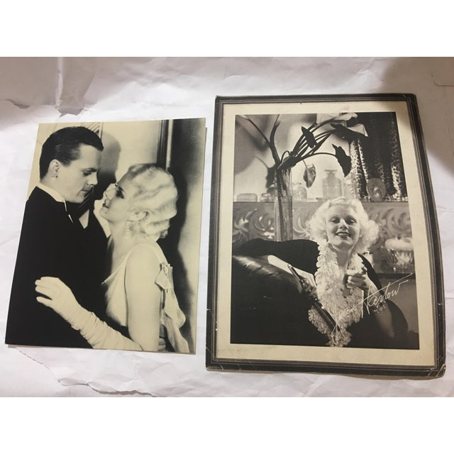 Vintage Photos of Jean Harlow & James Cagney - Image 2 of 7