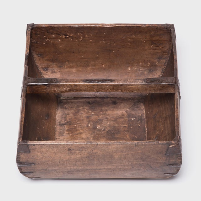 Early 20th Century Early 20th Century Chinese Rice Measure For Sale - Image 5 of 7