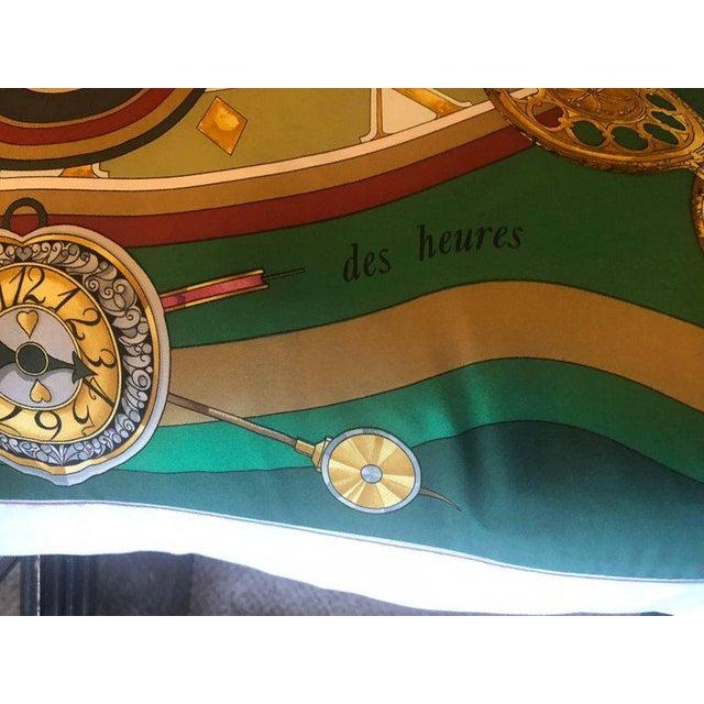 Hermès Enormous Hollywood Regency Style Hermes 'Parmi Les Fleurs' Silk Stuffed Pillow For Sale - Image 4 of 11