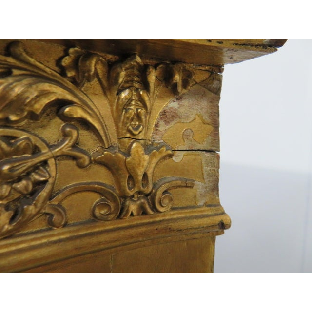 Gold Vernis Martin French Curio Cabinet For Sale - Image 8 of 10