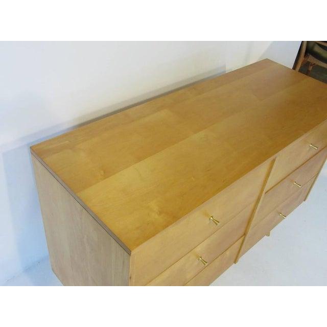 Mid-Century Modern Paul McCobb Planner Group Dresser Chest For Sale - Image 3 of 9