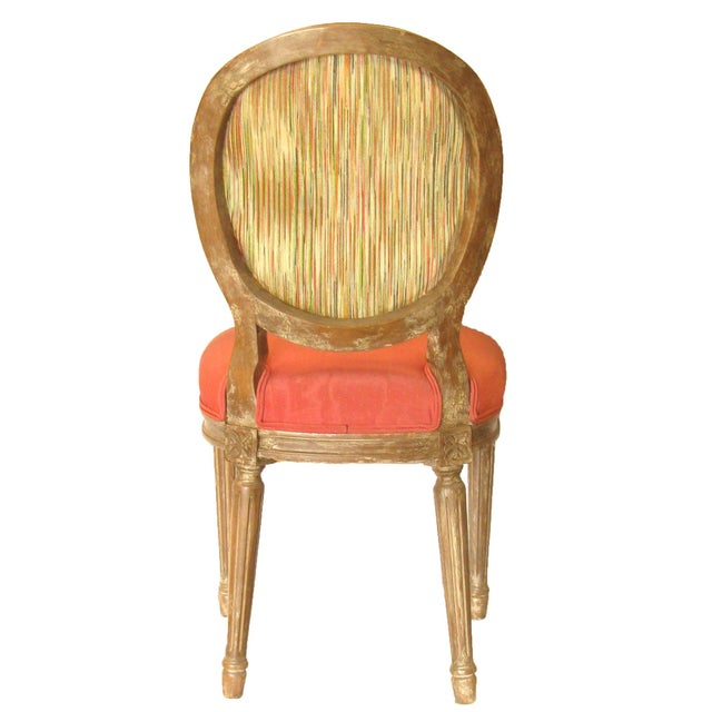 Mid 20th Century Mid 20th Century French Louis XVI Style Chair For Sale - Image 5 of 8