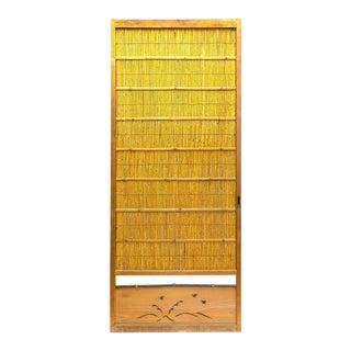 Japanese Yoshido Cedar Summer Door For Sale