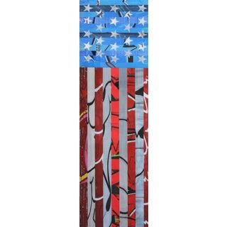 "Street Art Original Artwork, ""American Graffiti 4/10"" by Nicola Katsikis For Sale"