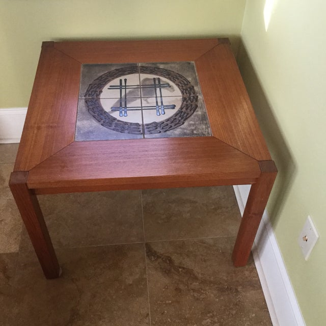 Danish End Table - Image 2 of 6