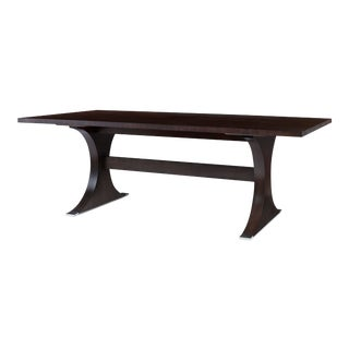 Century Furniture Aria Rectangle Dining Table For Sale