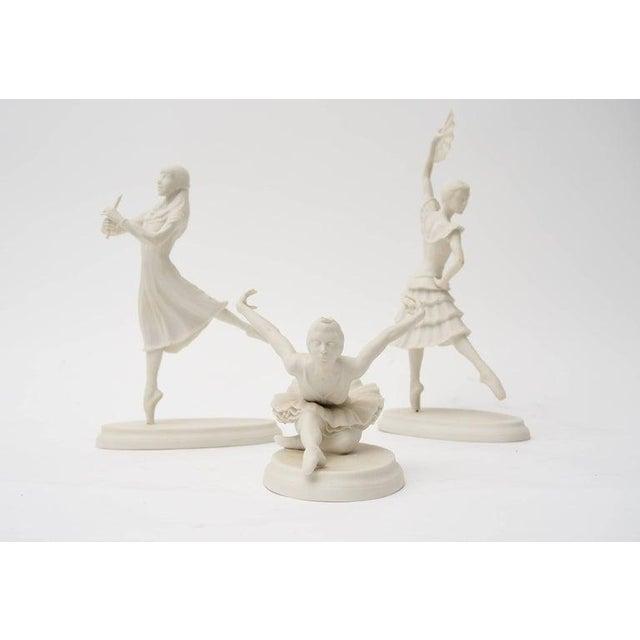 Vintage Boehm Ballerina Figurines - a Set of 3 For Sale - Image 4 of 13