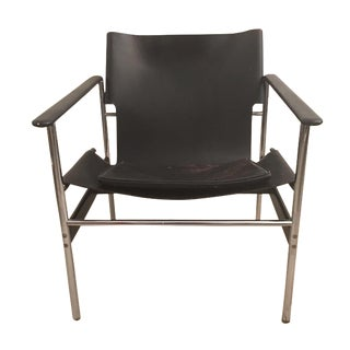 Charles Pollack for Knoll 657 Sling Chair For Sale
