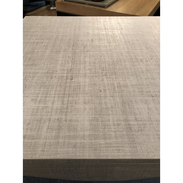Contemporary Hollywood Regency Highland House Clayton End Table For Sale - Image 3 of 8