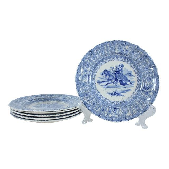 Rorstrand Dessert Plates - Set of 6 - Image 1 of 3