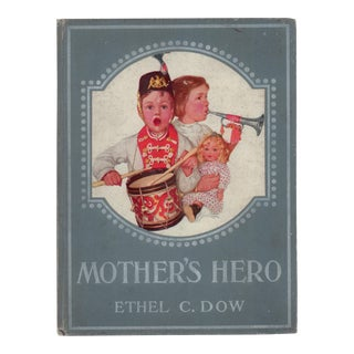 """1910 """"Mother's Hero"""" Book For Sale"""