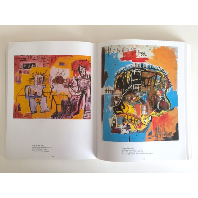 Jean Michel Basquiat Rare 1st Edtn Vintage 1992 Iconic Whitney Retrospective Exhibition Collector's Hardcover Art Book For Sale - Image 11 of 13