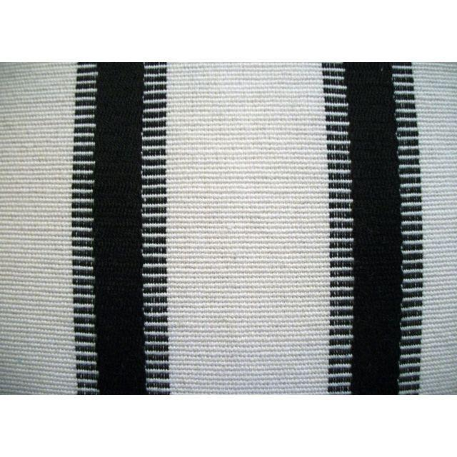 Hamptons Stripe Accent Pillows - A Pair - Image 4 of 4
