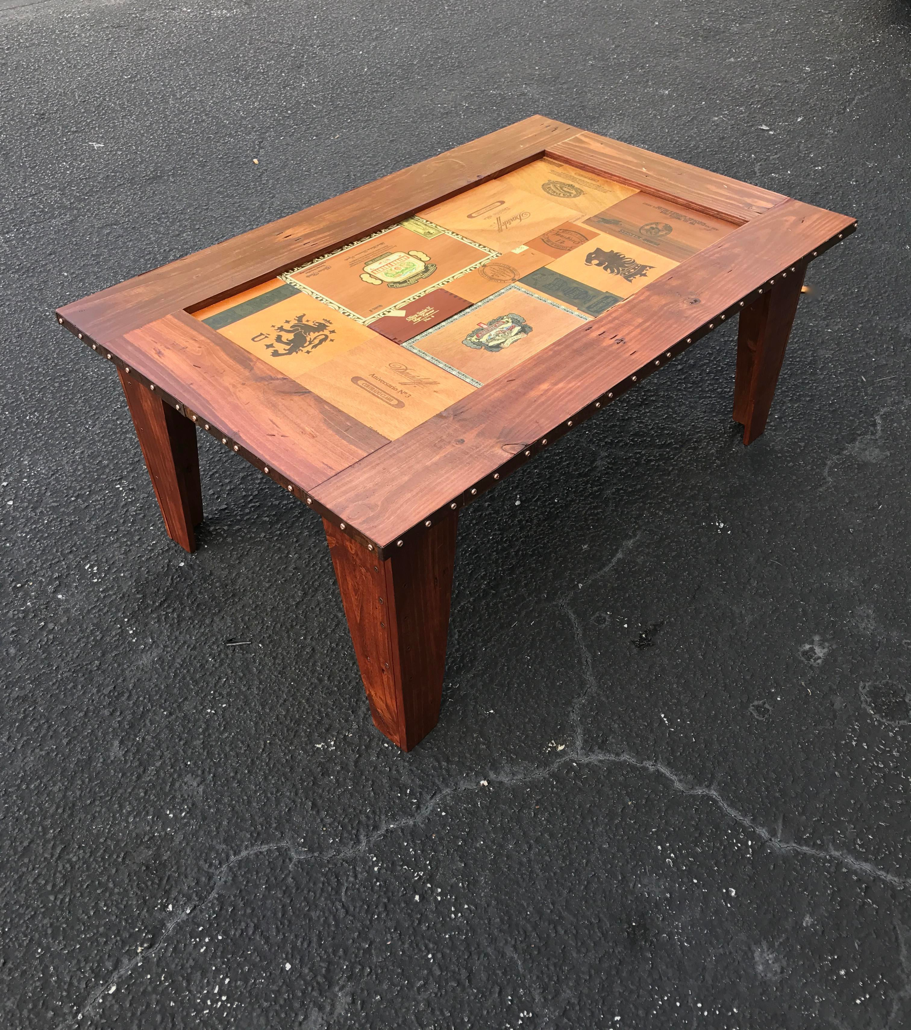 This Piece Is A Perfect Addition To Any Man Cave Or Even Your Living Room.