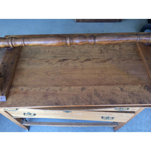 Cushman Colonial Maple Coffee Table For Sale - Image 10 of 11