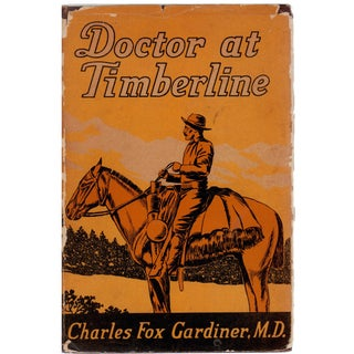 Doctor at Timberline Book For Sale