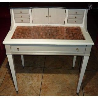 Country Penny-Topped Writing Desk Preview
