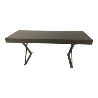 Italian Modern Antonio Citterio Writing Desk For Sale