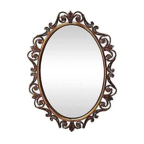 Brass Convex Mirror - Image 1 of 8