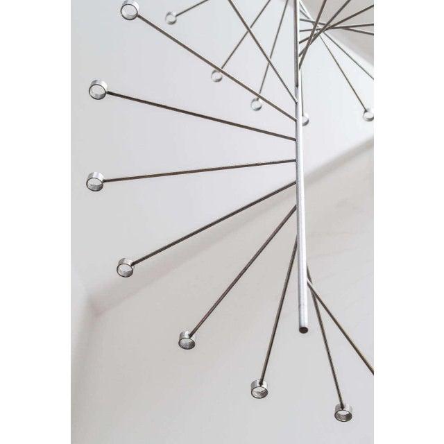 Poul Kjaerholm Pk-101 Hanging Candlestick For Sale In San Francisco - Image 6 of 7