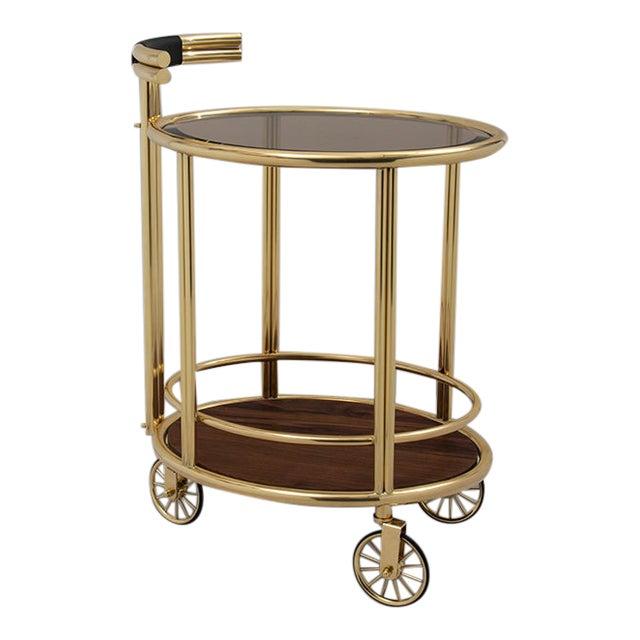 Baughman Bar Cart From Covet Paris For Sale