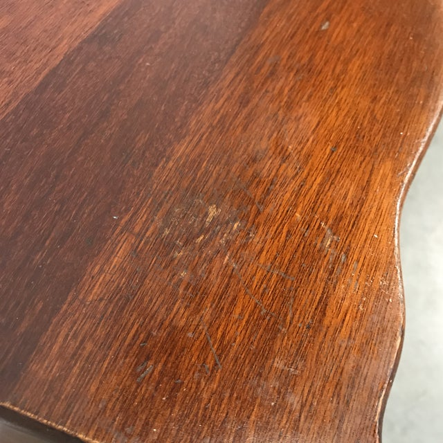 Duncan Fyfe Style Library Tables - A Pair For Sale - Image 5 of 9