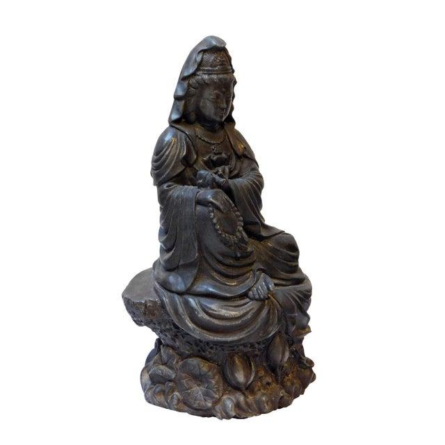 Kwan Yin, Bodhisattva, Guanyin Statue - Image 2 of 5