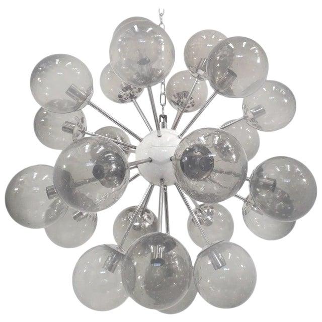 Nova Sputnik Chandelier by Fabio Ltd For Sale