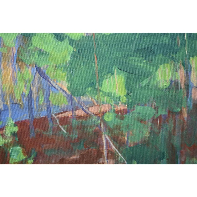 """2010s Stephen Remick """"Late Afternoon"""" Contemporary Painting For Sale - Image 5 of 11"""