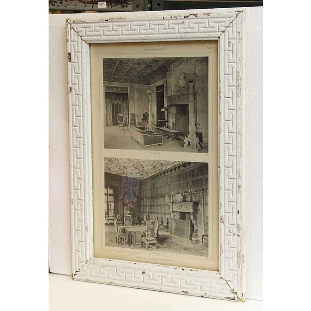 Early American Harbor Hill Framed Photograph For Sale - Image 3 of 8