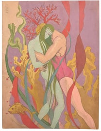 Image of Art Deco Paintings