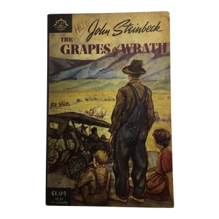 1961 the Grapes of Wrath John Steinbeck