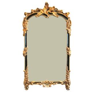 Rococco Baroque Gilt Mirror For Sale