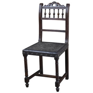 Dining Chairs Henry II Antique French Renaissance - Set of 6 Preview