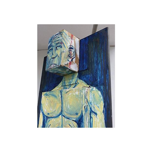 3D Lifesize Painting Spanish Artist Xavi Benlloch - Image 6 of 7