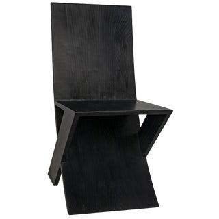 Tech Chair, Charcoal Black For Sale