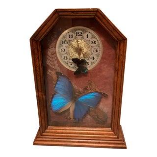 Chuck Kondor Original Butterfly Clock