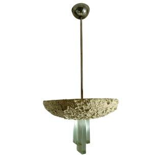 Fontana Arte Ceiling Light For Sale