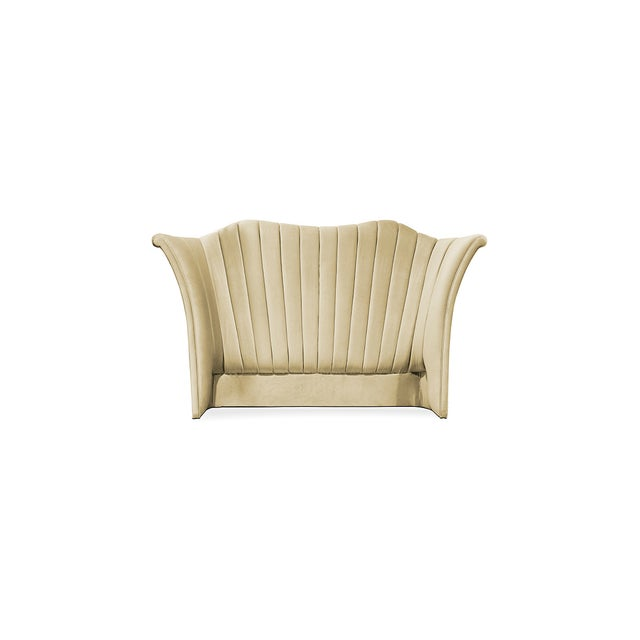 Mid-Century Modern Caprichosa Bed From Covet Paris For Sale - Image 3 of 6