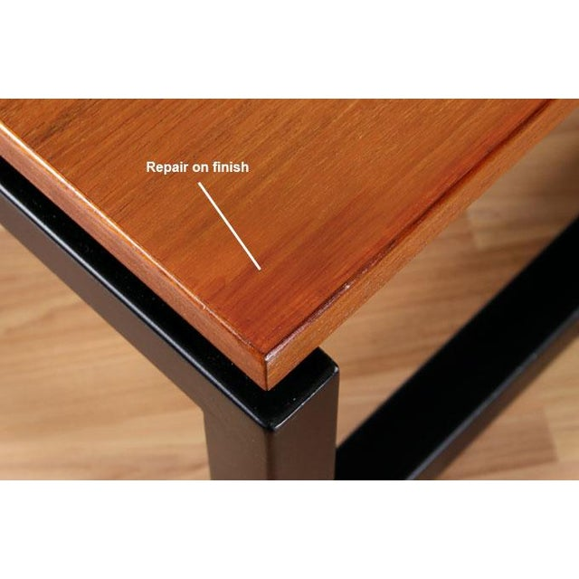 Restored Paul Tuttle for Baker Coffee Table - Image 5 of 6