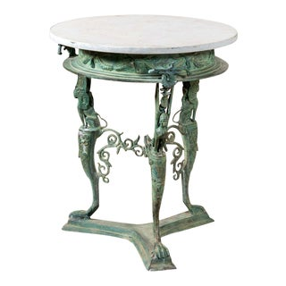 Antique Grand Tour Table For Sale