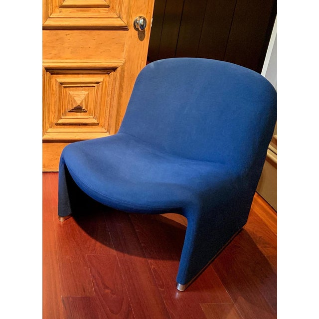 Italian 1970s Vintage Giancarlo Piretti Alky Chair For Sale - Image 3 of 10